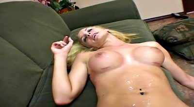 Reverse cowgirl, Tits
