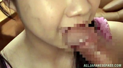 Japanese handjob, Japanese cum in mouth, Japanese beautiful