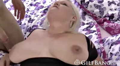 Fuck, Anal granny, Blonde young