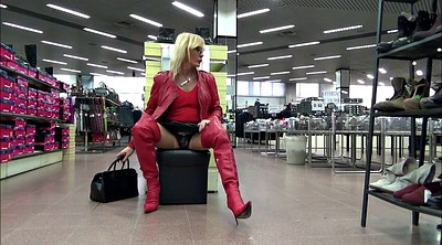 Latex, Lingerie, Shop, Shopping, Chastity