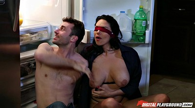 Blindfold, Lucky guy, Blindfolded