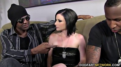 Blacked anal, Double penetrated, Bbc gangbang