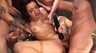 Mandy muse, Five, Fat anal, Brunette anal