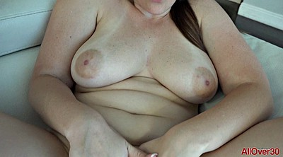 Tit hd, Spread, Brunette mom