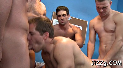 Anal orgy, Gay anal, Anal party