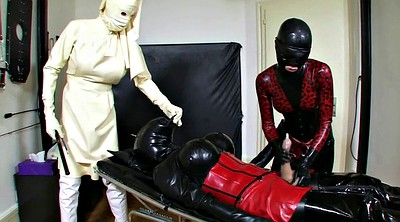 Nurse, Bizarre, Rubber