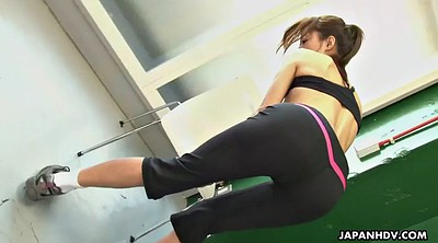 Japanese solo, Japanese gym, Japanese beautiful