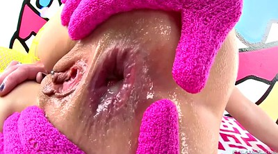 Alexa, Close up anal