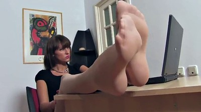 Stockings foot, Stockings feet, Stocking