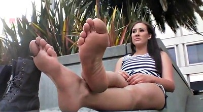 Foot, Sole, Dirty