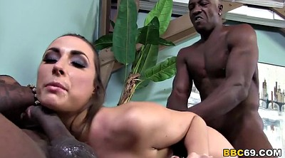 Paige turnah, Black pussy, Paige, Time, Double black