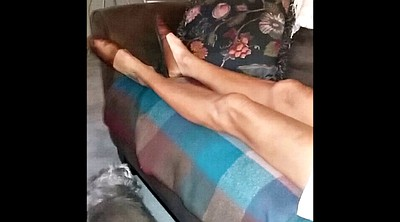 Mature feet, Mature masturbating