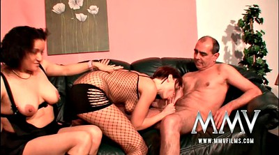 Hairy, Lustful, Mature threesome, Hairy hd