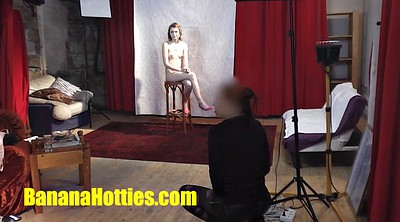 Czech casting, Interview, First casting, Casting big tits