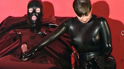 Latex, Latex sex, Latex handjob