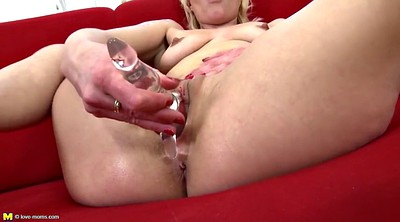 Mature, Granny, Real mom, Mature sex