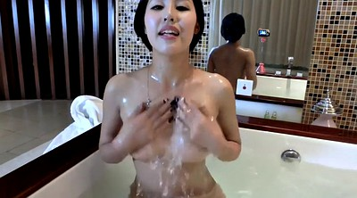Chinese, Hairy bath, Bath
