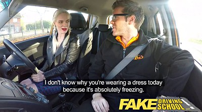 School, Beauty, Fake taxi