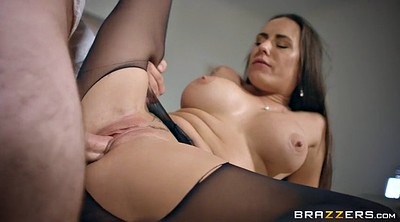 Pantyhose office, Melons