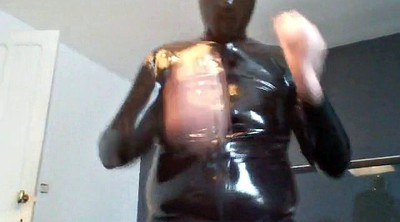 Hand free, Catsuit, Mask