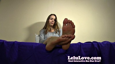 Foot tease, Footing