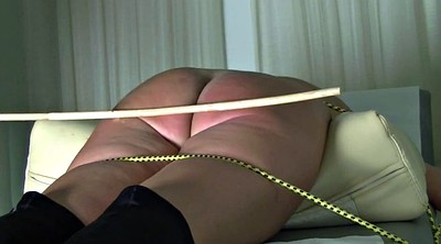 Caning, Caned, Wax, Spank ass, Waxing