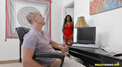 Too big, Diamond jackson, Caught masturbating