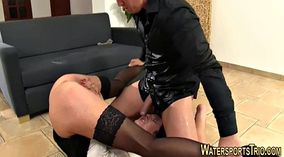 Pissing, Stockings hd