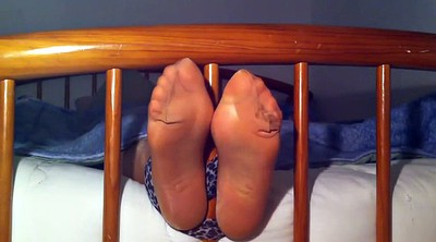 Tickle, Nylon, Nylon foot, Nylon fetish, Nylon feet
