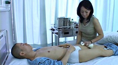 Mature, Japanese mature, Milf boy, Japanese boy