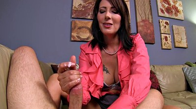 Mom, Handjob, Zoey holloway, Zoey, Mom handjob, Mom pov