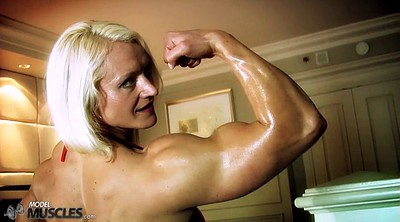 Muscle woman, Muscle