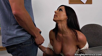 Kendra lust, Busty teacher