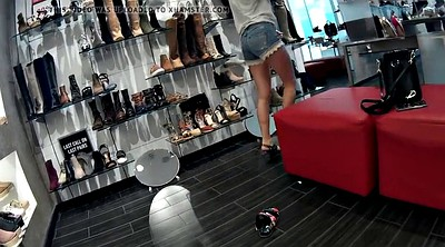 Feet, Shoes, Teen feet, Shoeplay, Short
