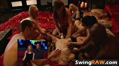Party, Swingers orgy, Reality show
