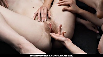 Young sister, Sisters, Orgy lesbian