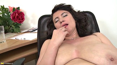 Big natural tits, Natural mature