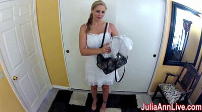Julia ann, Cosplay, Exam