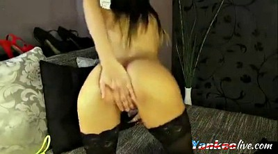 Big ass dildo, Plug, Blond ass