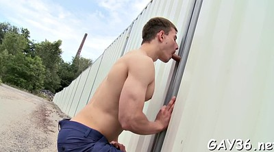 Public, Extreme, Outdoor, Extreme blowjob
