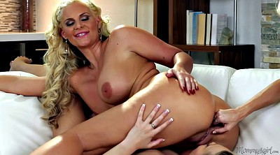 Lesbian, Phoenix marie, Young and old lesbian, Lesbians threesome