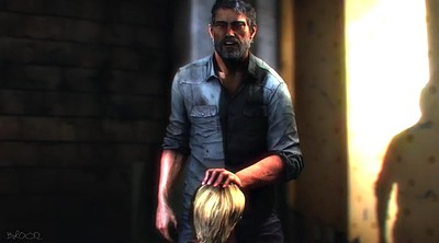 Last of us, Ellie, Daddy sex