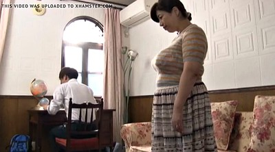 Mom, Japanese mom, Japanese old, Japanese big tits, Japanese moms, Japanese busty