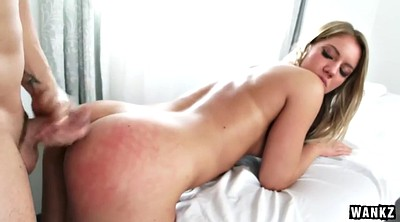 Spanks, Spank ass, Oil massage, Spanked and fucked