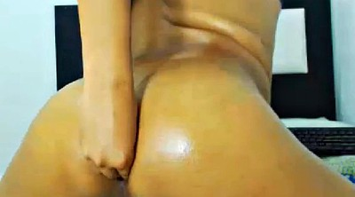 Anal fingering, Oil anal