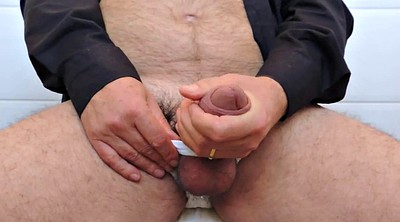 Dad, Mature handjob, Mature tease, Cumming