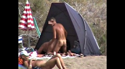 Nudist, Flash, Voyeur beach, Beach couple, Nudist beach, Beach sex