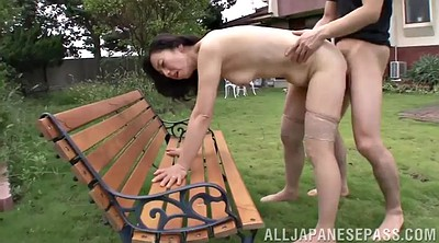 Innocent, Asian outdoor