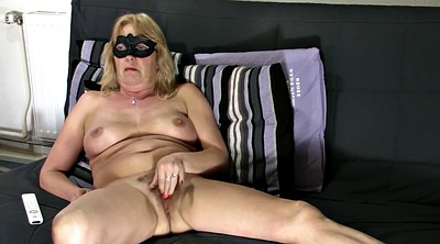 Show, Hairy mature pussy