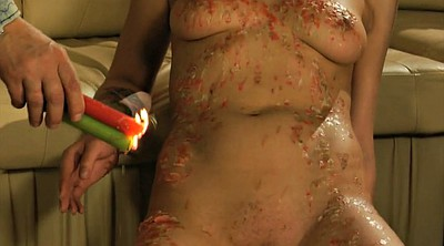 Whip, Humiliation, Humiliated, Waxing, Slave girl
